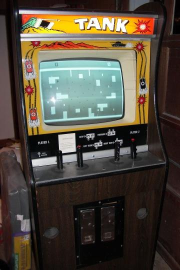 máquinas arcade: historia y evolución